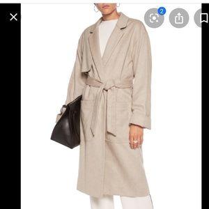 Rag & Bone camel Evie Coat